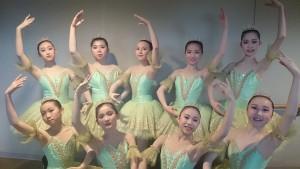 6年生 『時の踊り』