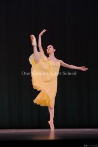 バレエコンサート2より「チャイコフスキーのパ・ド・ドゥ」